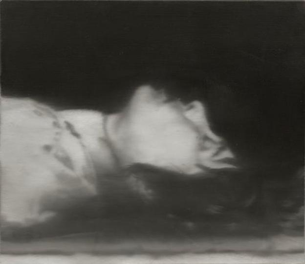 Dead - 1988 by Gerhard Richter