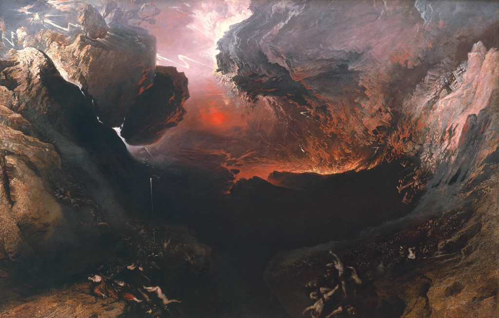 John Martin - The Great Day of His Wrath