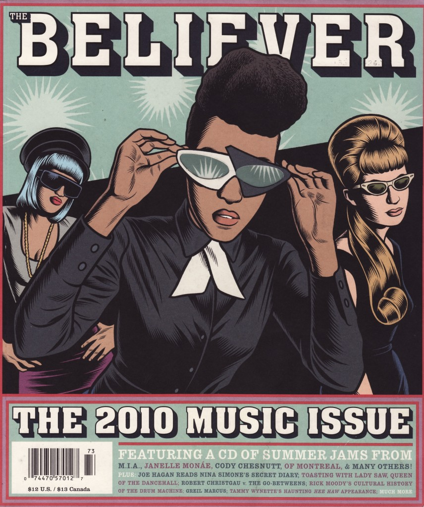 The Believer - 2010 Music issue