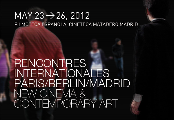 Rencontres Internationales Mad poster 2012