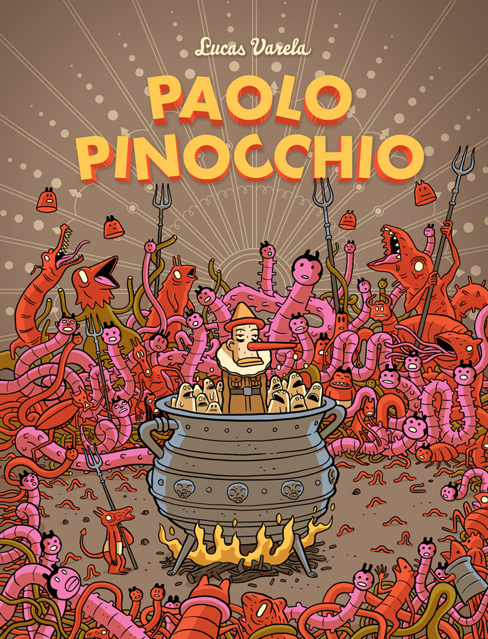 PPinocchio cover