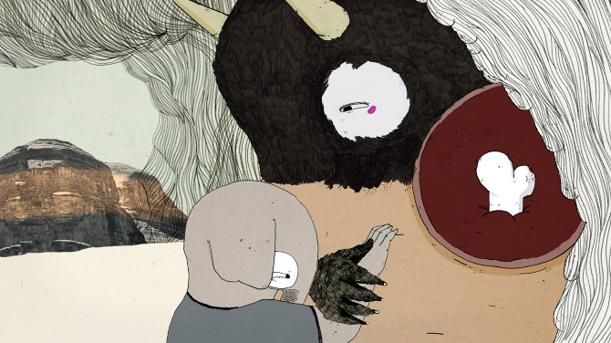 Belly animated short still