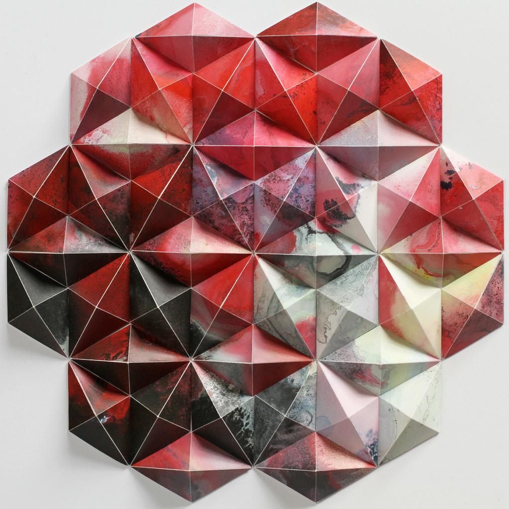 Aleatoric Composition 1  Matthew Shlian x Michael Cina