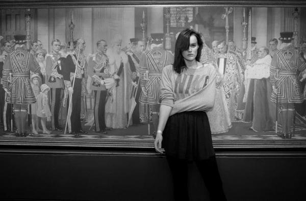 Maria Minerva. Photo by Sarah Faraday.