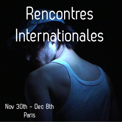 Rencontres internationales paris 2016