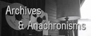 Piotr Kurek. Archives & Anachronisms.