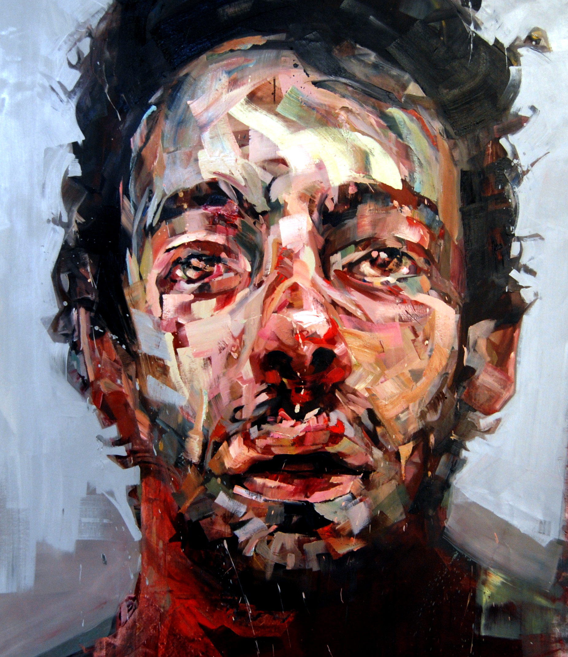 Andrew Salgado - If One Man's Joy is Another Man's Sadness (2012 - Beers.Lambert Contemporary)
