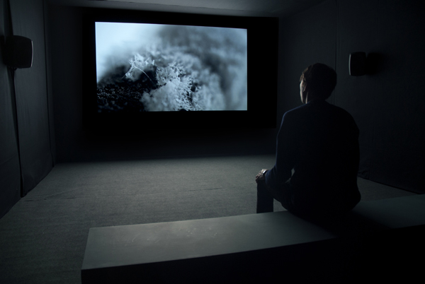 Naheed Raza, 'Frozen in Time', installation view, 2013. Image courtesy the artist.