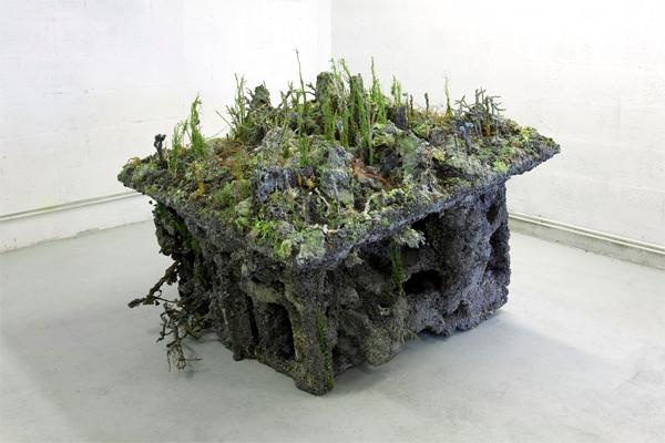 Emilie Benoist, 'Micro-foam' (2010). Courtesy of the School Gallery - Olivier Castaing, Paris.