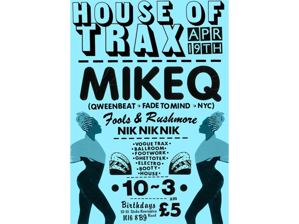 House of Trax.