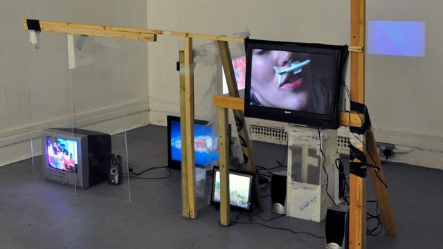 'Ground Zero Suite' (2013). Install view.