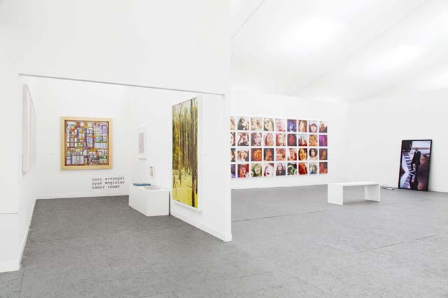 Team (Gallery inc.) install view. Image courtesy of the artists and Team Gallery, New York.