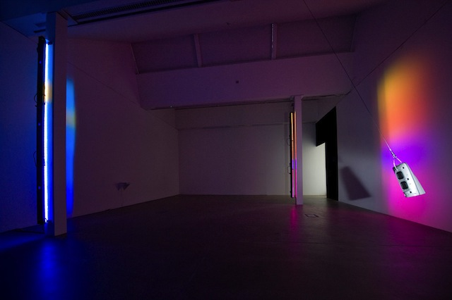 Mark Fell, Self and Now (2013). Installation view. Image courtesy artist and BALTIC Centre for Contemporary Arts. Photograph by Colin Davison.