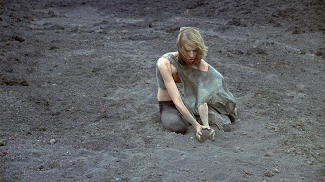 "Video still from Ursula Mayer's ""Gonda"" (2013). Image courtesy Project Space Festival Berlin."