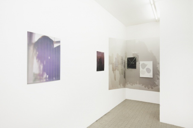 Philomene Pirecki works, installation view. Image courtesy Truth and Consequences.