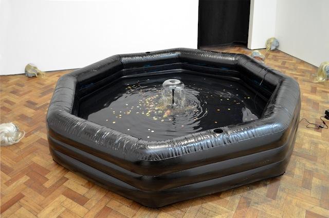 Affluent Insights at Lima Zulu. Installation view courtesy artist.