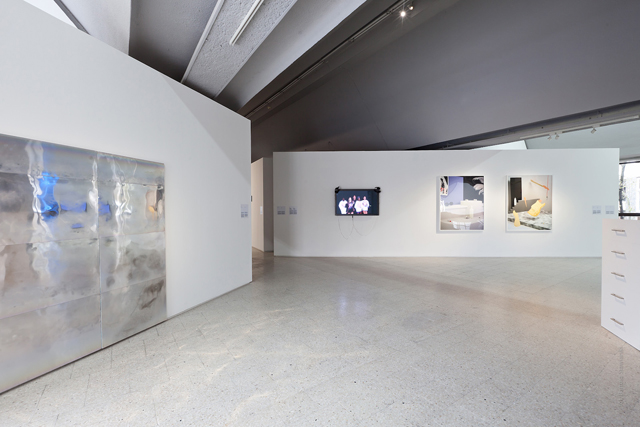 Private Settings (2014) @ MOMAW exhibition view. Courtesy the gallery.