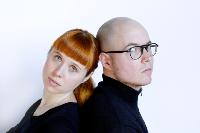 Holly Herndon + Mat Dryhurst.