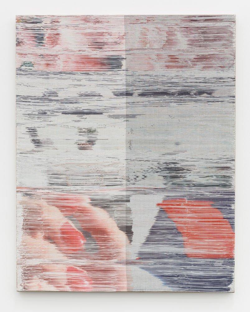 Margo Wolowiec, 'Warning Signs' (2015). Install view. Courtesy Anat Ebgi, Los Angeles.