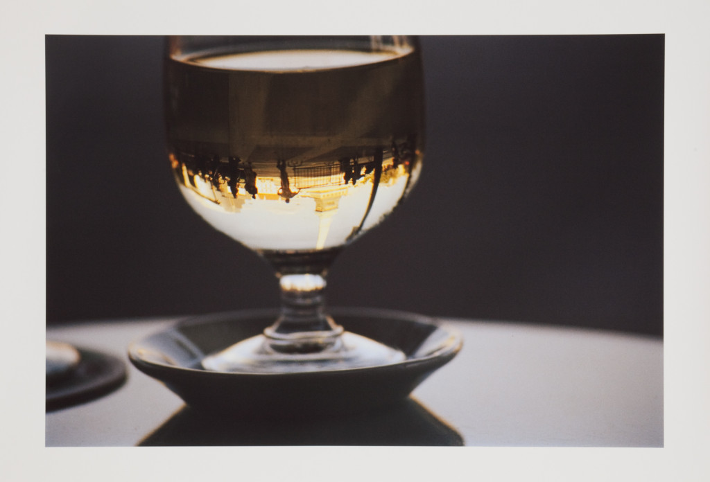Jean Baudrillard, 'Bastille' (1998). Courtesy Château Shatto, Los Angeles.