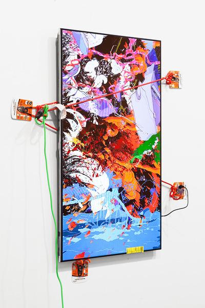Borna Sammak, 'Splash Into Me Yeah' (2014). Courtesy the artist + JTT, New York.