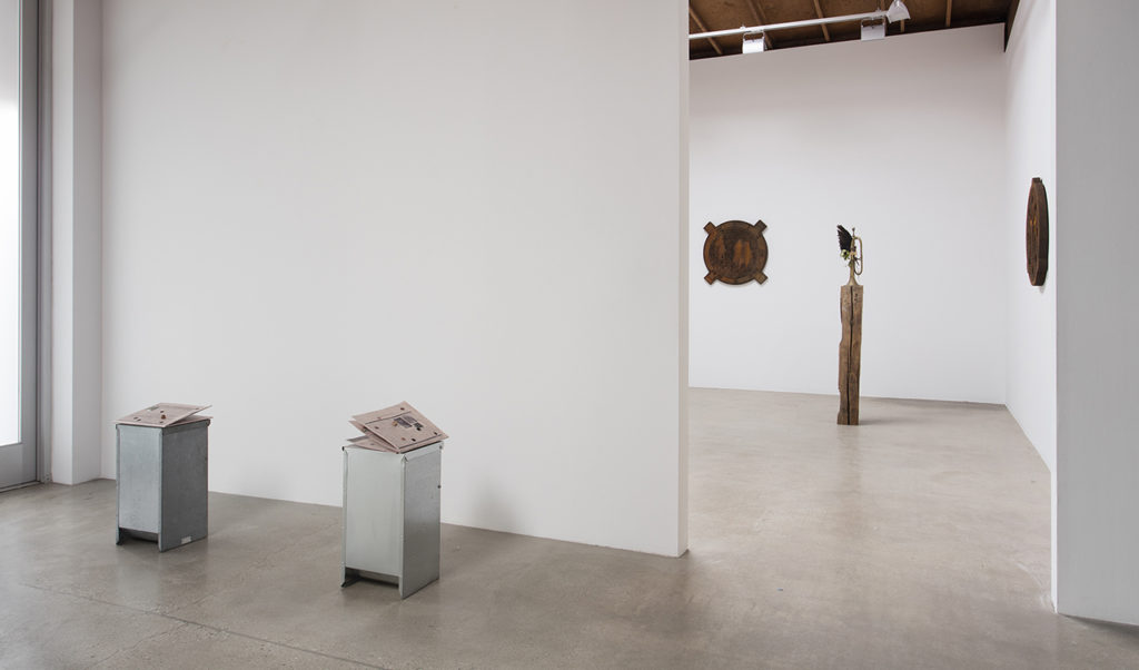 default (2016). Installation view. Photo by Brian Forrest. Courtesy Honor Fraser, Los Angeles.