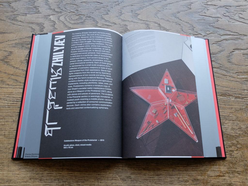 Rare Earth (eds Nadim Samman + Boris Ondreička). Co-published by Sternberg Press, Berlin + TBA21, Vienna.