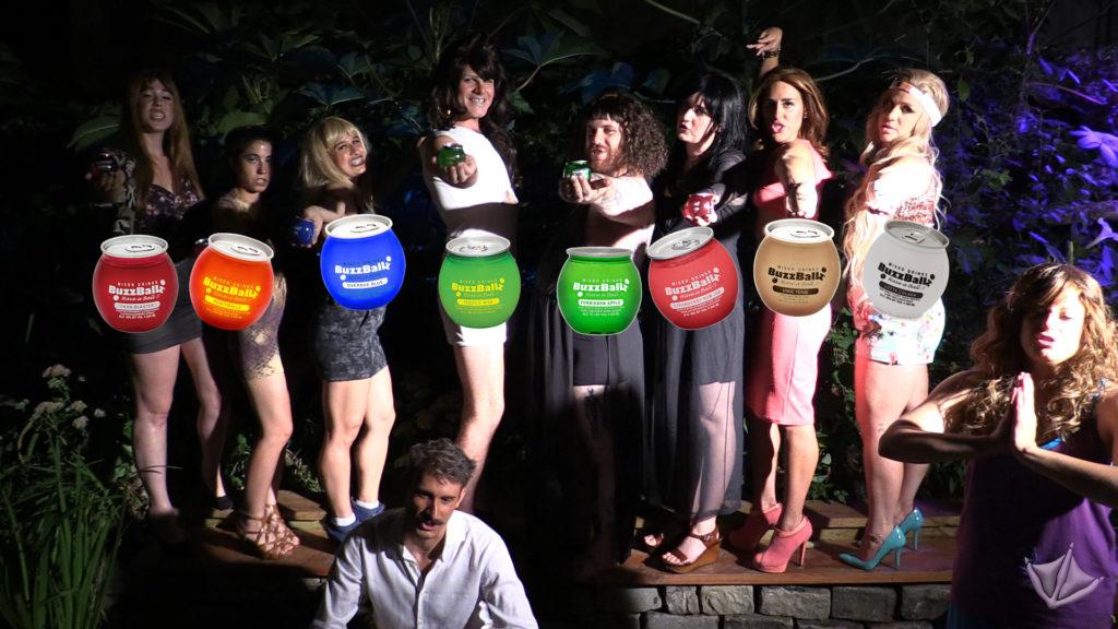 Mia Ardito + Máire Witt O'Neill, Sad Girls Club TV (2016). Video still. Courtesy the artists.