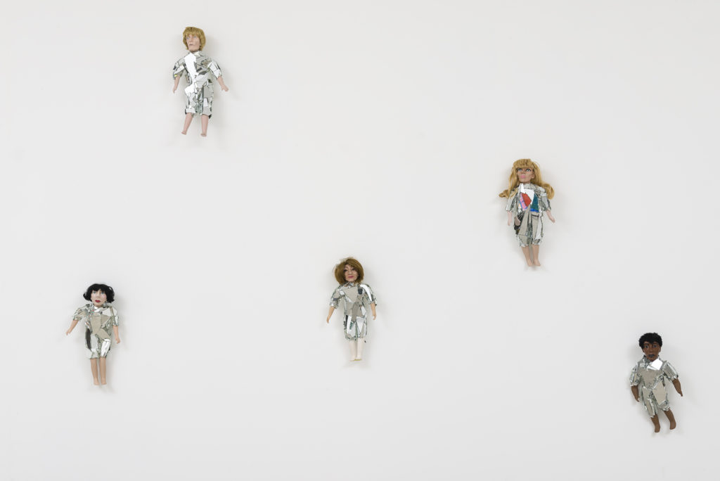 Rachel Mason, 'Starseeds' (2014). Installation view. Courtesy ltd Los Angeles.
