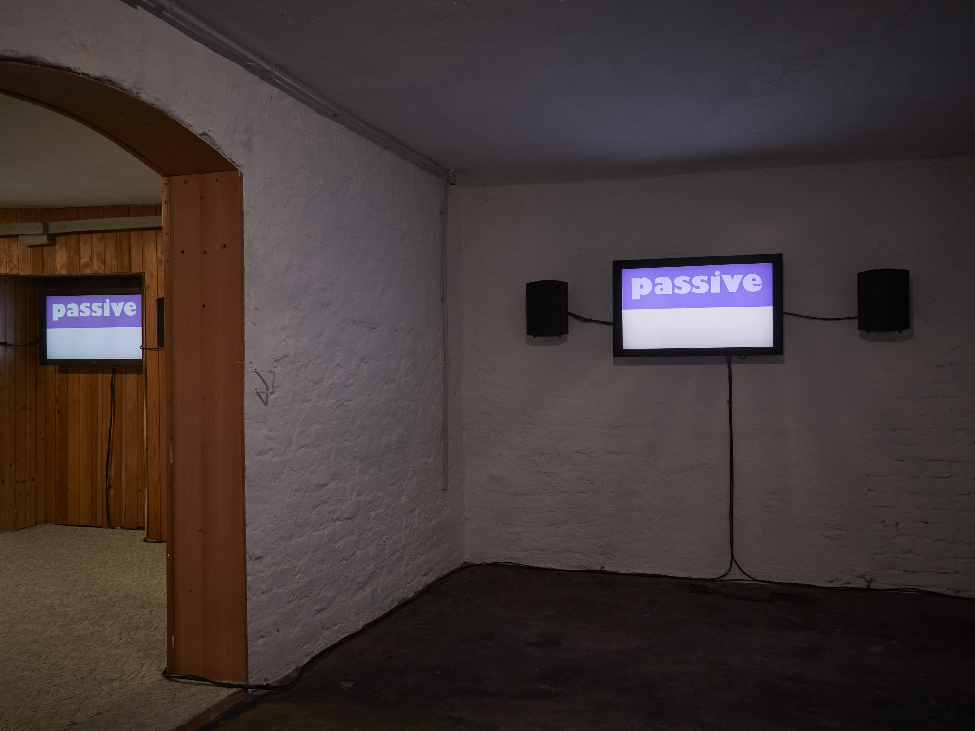 Morag Keil, passive aggressive (2016) @ Eden Eden, Berlin. Exhibition view. Photo by Henry Trumble. Courtesy the artist, Isabella Bortolozzi Galerie, Berlin.